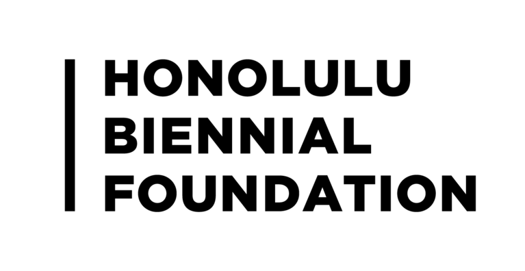 HONOLULU BIENNIAL FOUNDATION logo