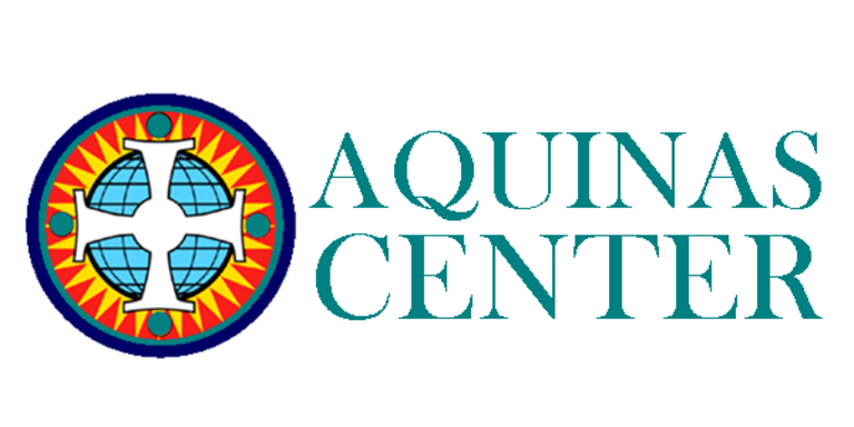 Aquinas Center logo