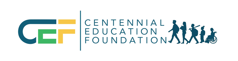 CENTENNIAL EDUCATION FOUNDATION logo
