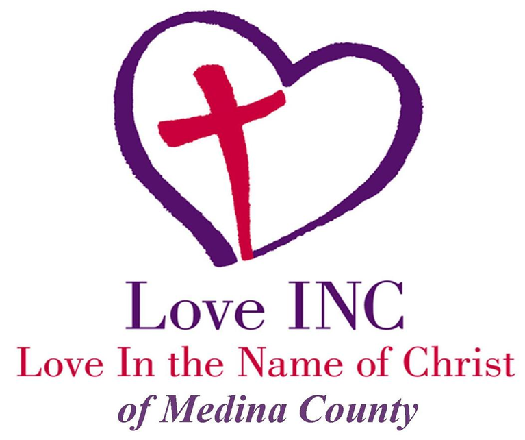 LOVE INC OF MEDINA COUNTY
