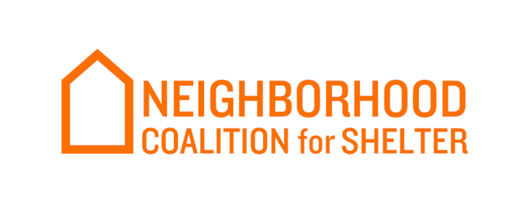 Neighborhood Coalition for Shelter, Inc. logo