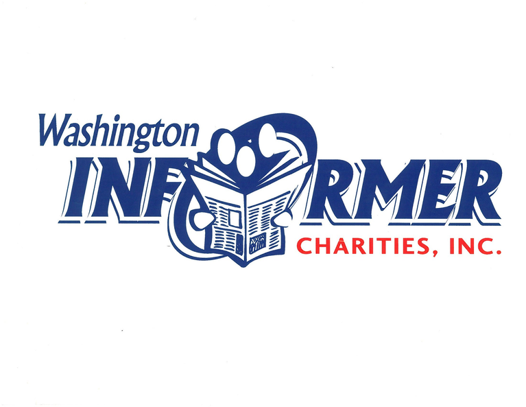 WASHINGTON INFORMER CHARITIES logo