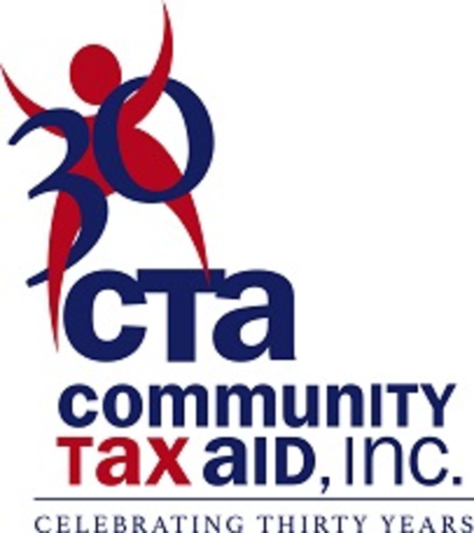 COMMUNITY TAX AID INC logo
