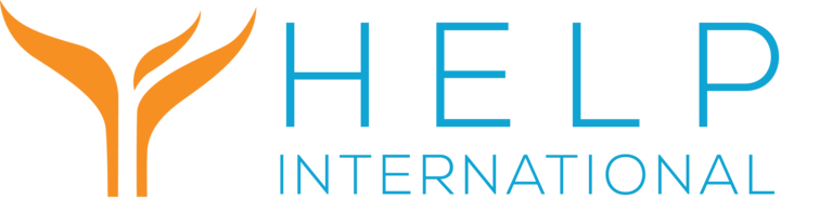 HELP INTERNATIONAL logo
