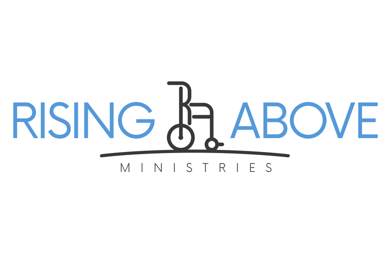 Rising Above Ministries logo