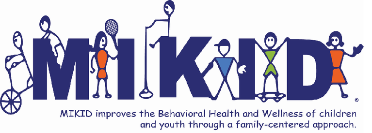 M I K I D Mentally Ill Kids in Distress logo