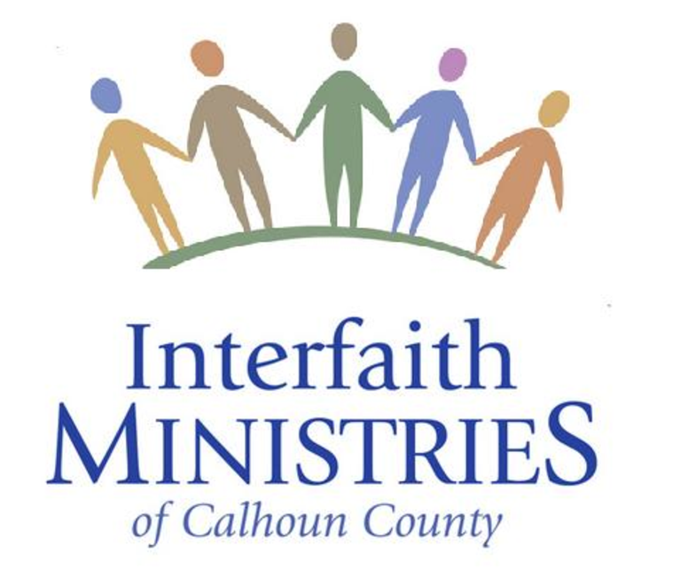 Interfaith Ministries Inc of Calhoun County Alabama logo