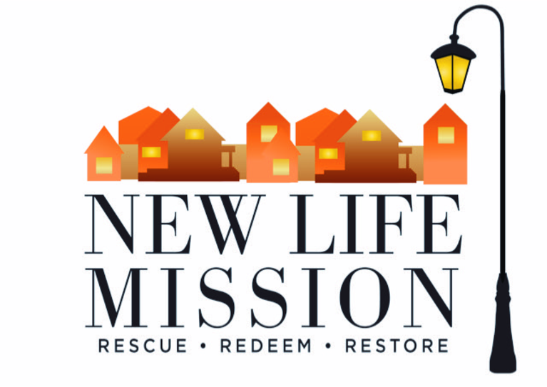 NEW LIFE MISSION logo