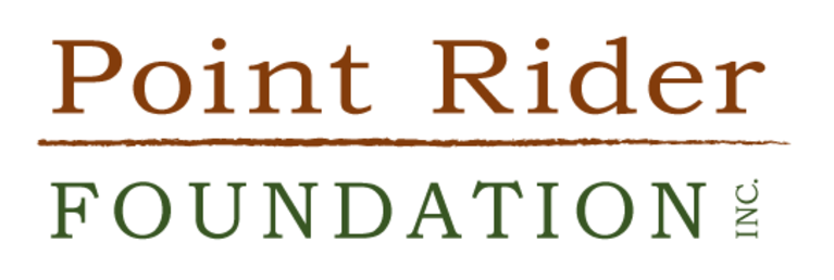 THE POINT RIDER FOUNDATION INC