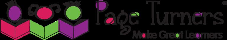 PAGE TURNERS MAKE GREAT LEARNS INC logo