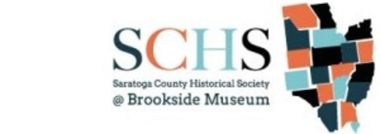 Saratoga County Historical Society logo