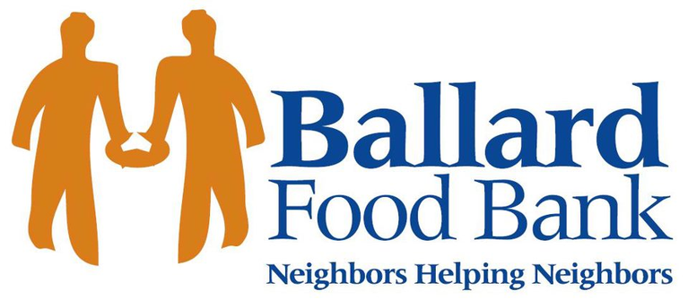 Ballard Food Bank logo