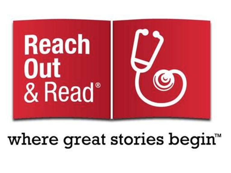Reach Out & Read Illinois logo
