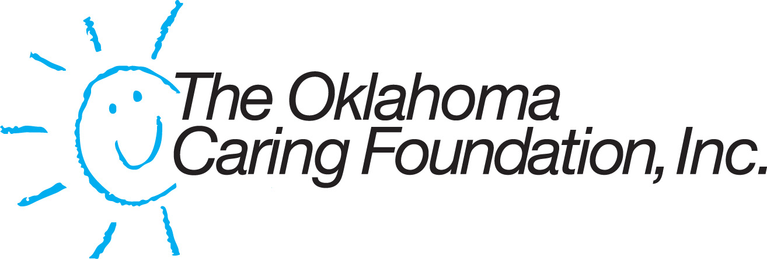 The Oklahoma Caring Foundation Inc. logo