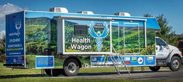 ST MARYS HEALTH WAGON
