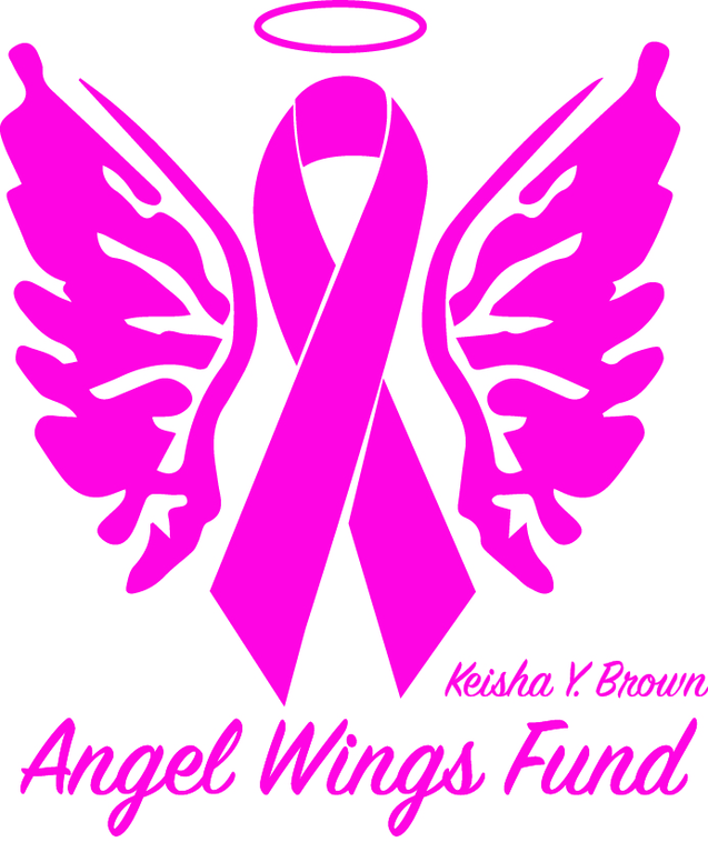 Keisha Y. Brown Angel Wings Fund logo