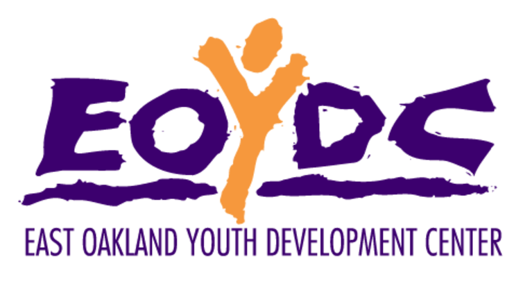 East Oakland Youth Development Center logo