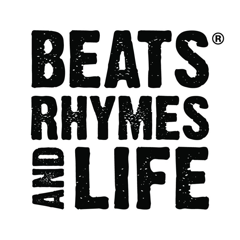 Beats Rhymes and Life logo