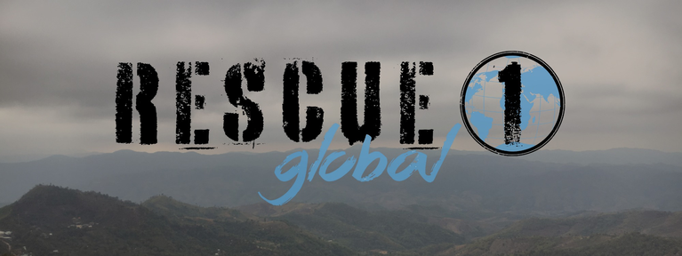 Rescue 1 Global logo