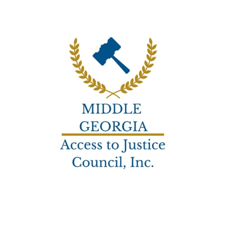 Middle Georgia Access to Justice Council logo