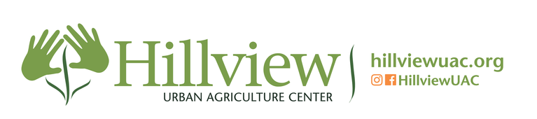 Hillview Urban Agriculture Center logo