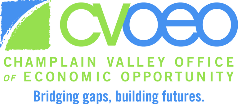 Champlain Valley Office of Economic Opportunity logo