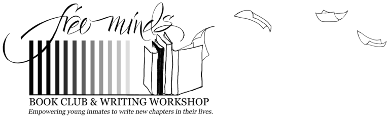 Free Minds Book Club & Writing Workshop logo