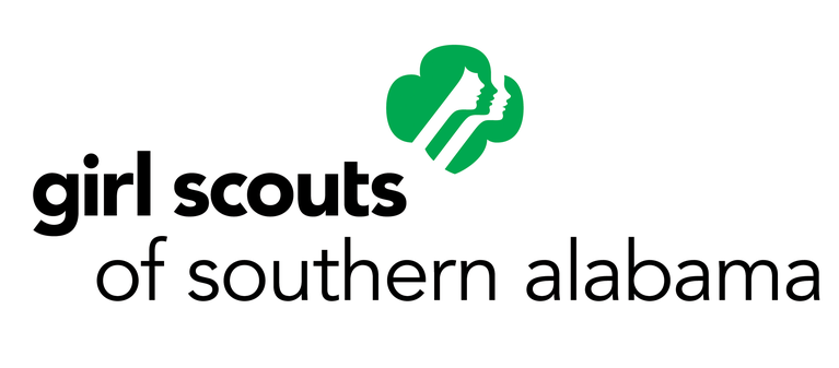 Girl Scouts of Southern Alabama logo