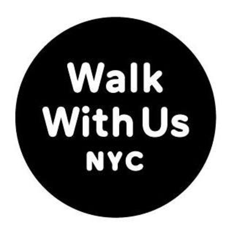 Walk With Us NYC logo