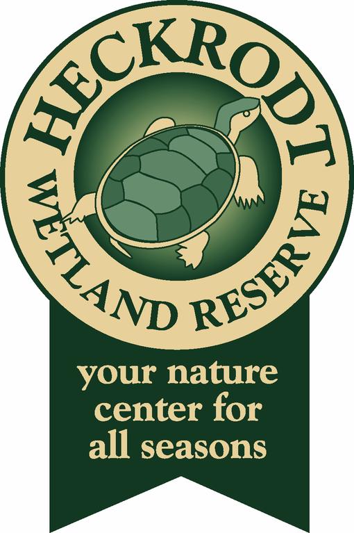 Heckrodt Wetland Reserve logo