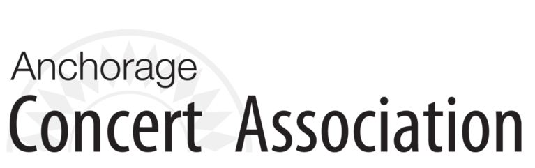 ANCHORAGE CONCERT ASSOCIATION logo