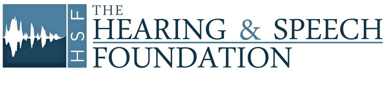 The Hearing and Speech Foundation, Inc. logo
