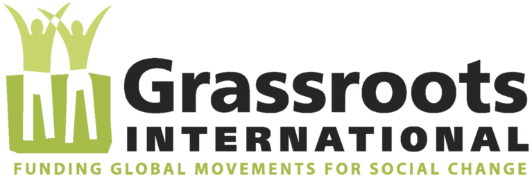 Grassroots International logo