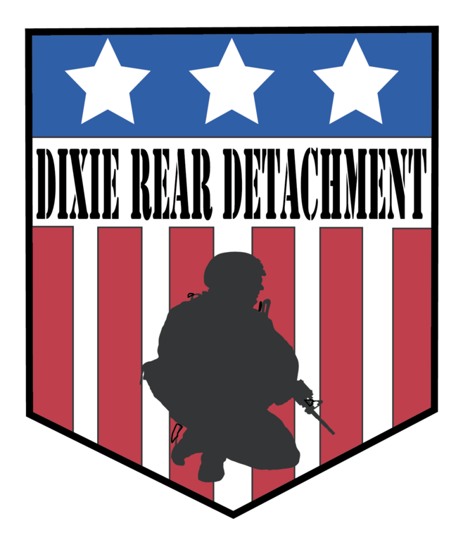 Dixie Rear Detachment logo