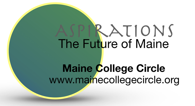 Maine College Circle logo