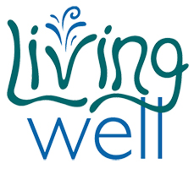 Living Well Inc logo