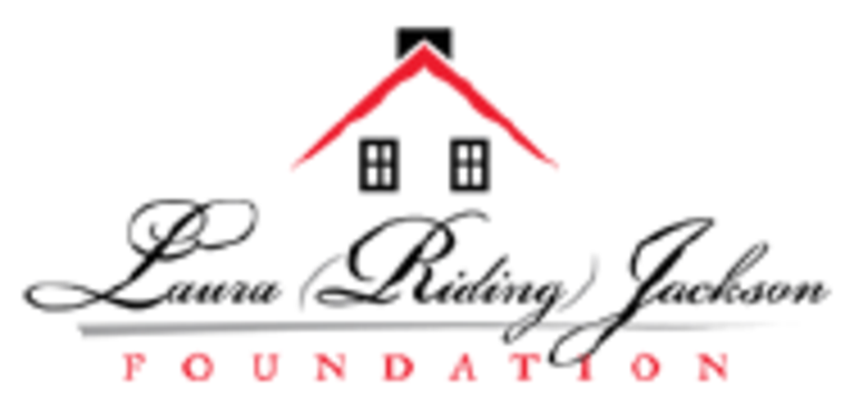 Laura (Riding) Jackson Foundation logo