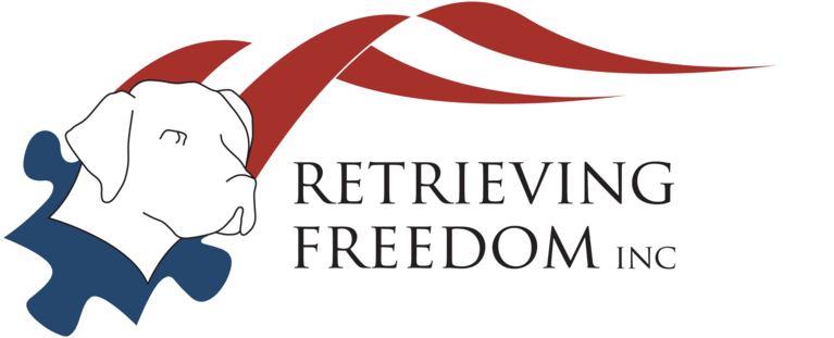 Retrieving Freedom logo