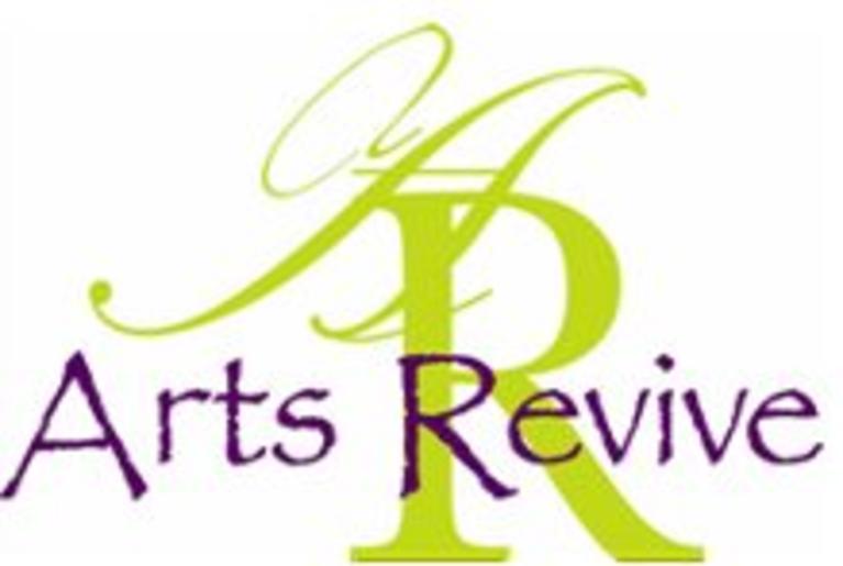 ArtsRevive CDC logo