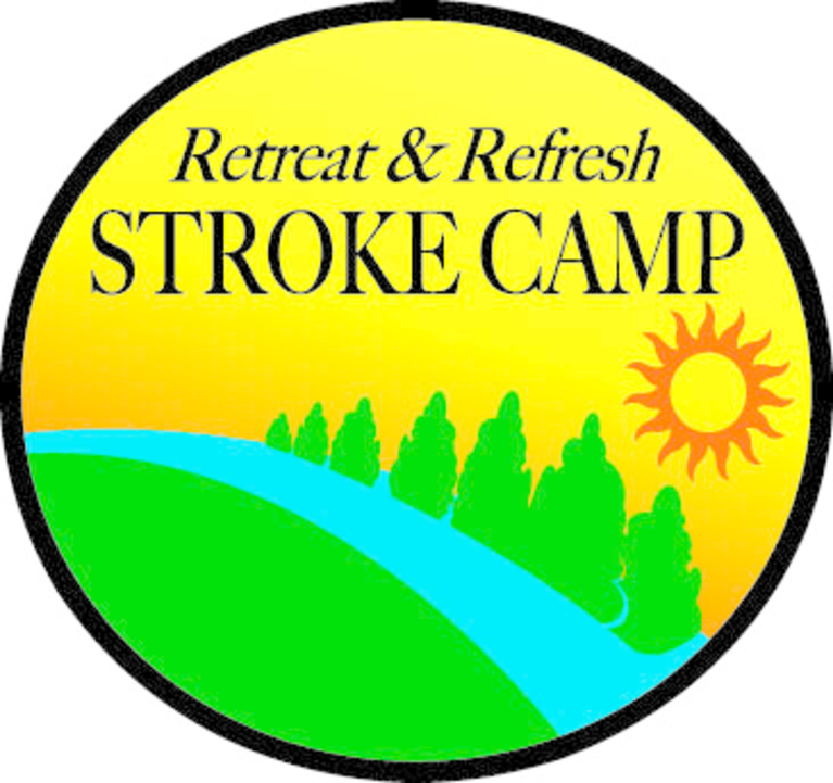 RETREAT & REFRESH STROKE CAMP logo