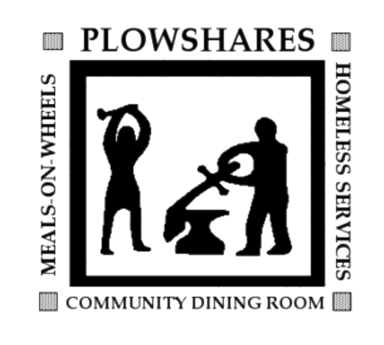 Plowshares Peace and Justice Center logo