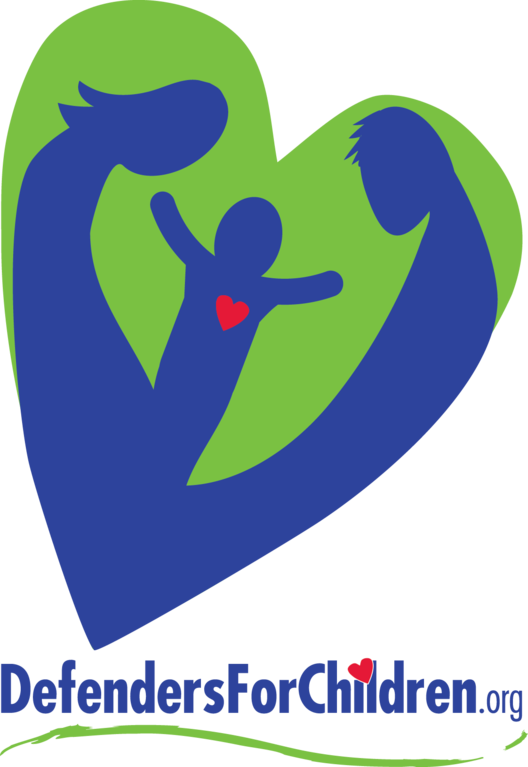 Defenders for Children logo