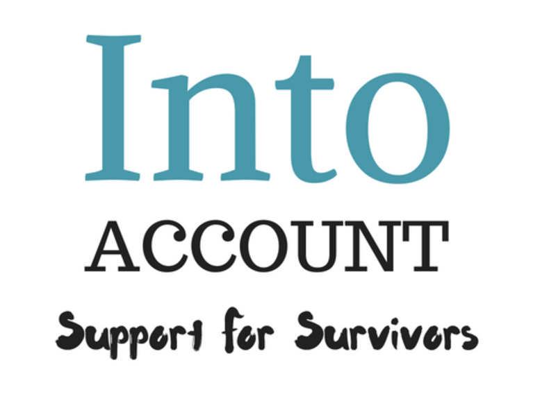 Into Account logo