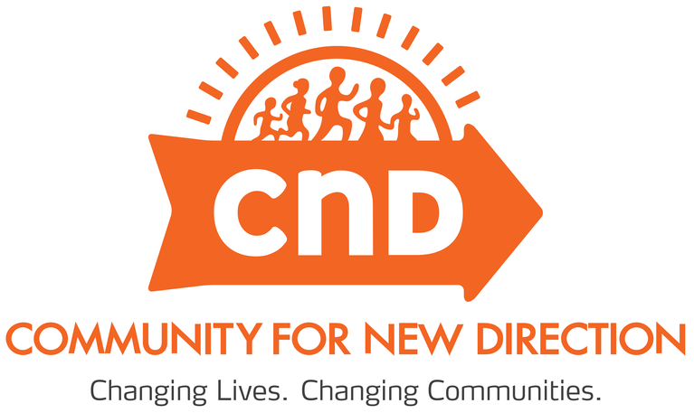 Community for New Direction logo
