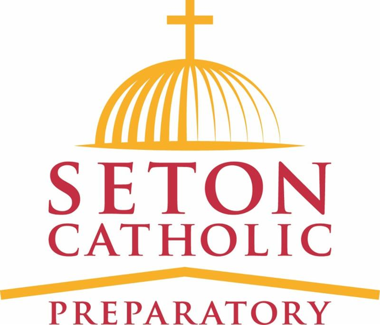Seton Catholic High School  logo
