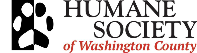 Humane Society of Washington County Incorporated logo