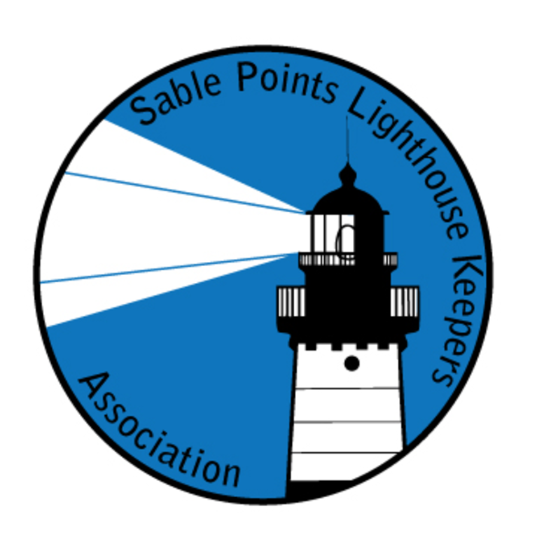 SABLE POINTS LIGHTHOUSE KEEPERS ASSOCIATION logo