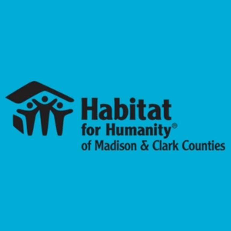 HABITAT FOR HUMANITY OF MADISON & CLARK COUNTIES logo