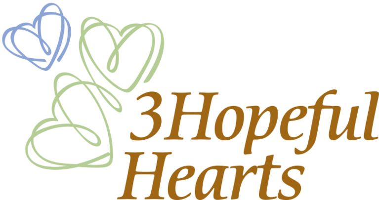 3Hopeful Hearts logo