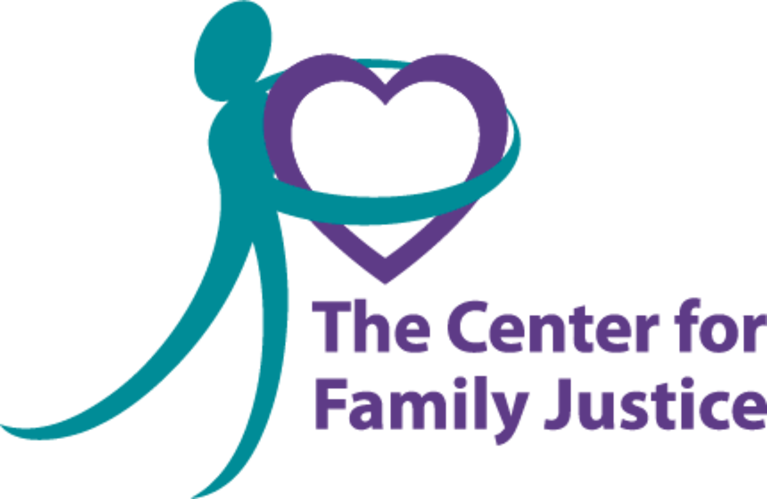 The Center for Family Justice, Inc. logo